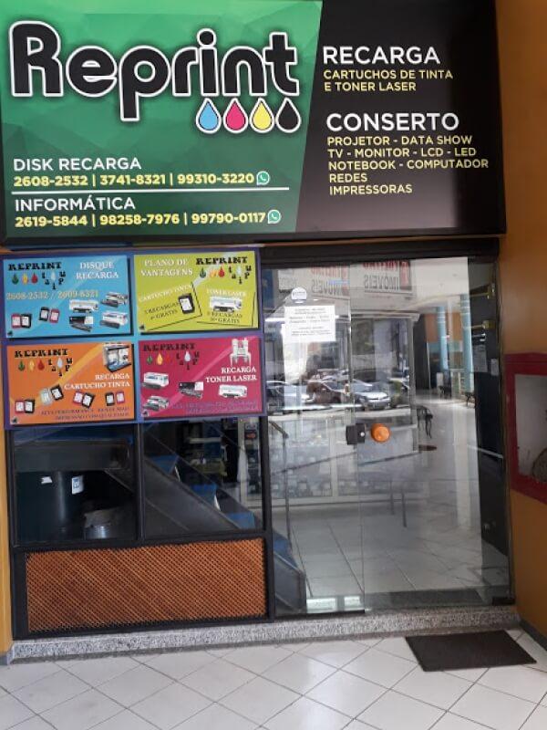Franquia Recarga Cartucho Toner